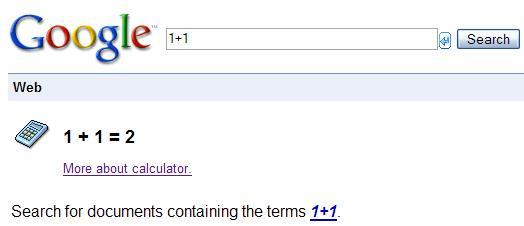 Come risparmiare tempo usando la calcolatrice di Google