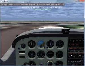 Programma per volare