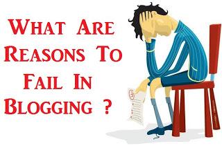 7 motivi per cui il 70% dei blogger si arrende il primo mese
