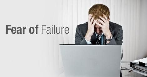 10 modi per superare la paura di fallire